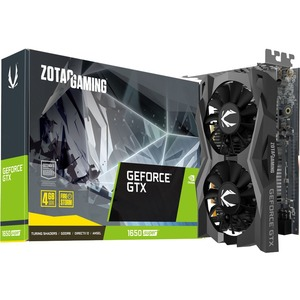 Zotac Gaming Geforce Gtx 1650 Super